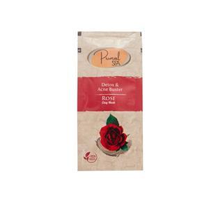 Natural Rose Clay Face Mask Singles
