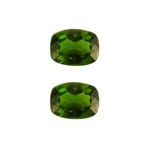 Chrome Diopside  2.83cts