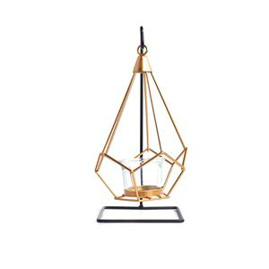 Arabian Nights Metal Tealight Lantern