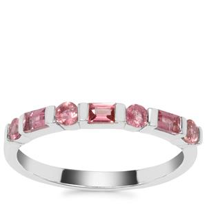Safira Tourmaline Ring in Sterling Silver 0.50ct