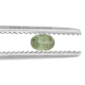 Ambanja Demantoid Garnet GC loose stone  0.40ct