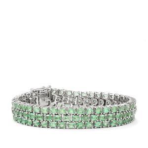 29ct Odisha Kyanite Sterling Silver Bracelet