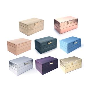 3 Tier Stacking Jewellery Box