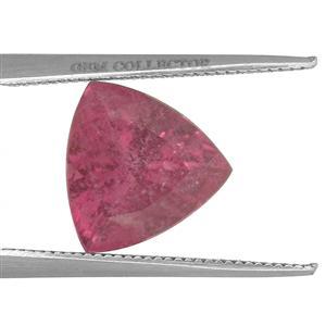 Cruzeiro Rubellite GC loose stone
