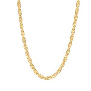 "24"" Midas Couture Cordino Slider Chain 2.98g"