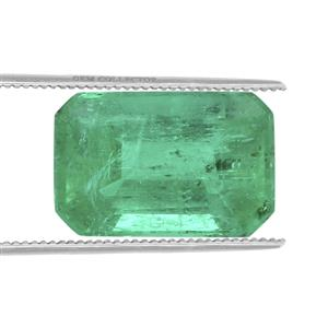 Emerald  0.22ct