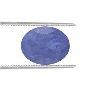 Burmese Blue Sapphire Loose stone  0.45ct