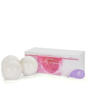 Pretty in Pink Bath Fizz Set