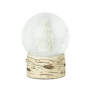 Penguin Snow Globe With Moonstone ATGW 50cts