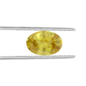 Ambilobe Sphene GC loose stone  0.80ct