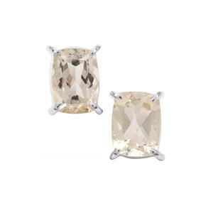 Serenite Earrings in Sterling Silver 2.60cts