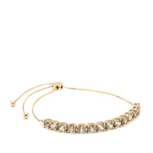 Csarite® Bracelet in 9K Gold 4.03cts