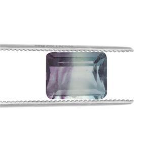 Zebra Fluorite GC loose stone  4.35cts