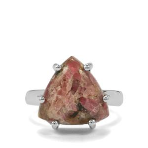 7ct Fusion Tourmaline Sterling Silver Aryonna Ring
