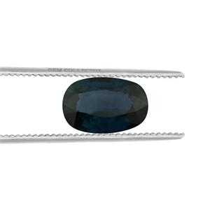 Nigerian Blue Sapphire Loose stone  1.20cts