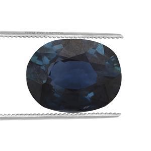 Nigerian Blue Sapphire  0.45ct