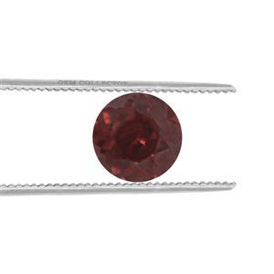 Ratanakiri Red Zircon GC loose stone 0.60ct
