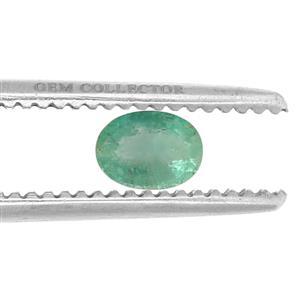 Zambian Emerald GC loose stone  1.15cts