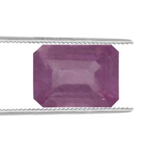 Ilakaka Hot Pink Sapphire Loose stone  2.85cts