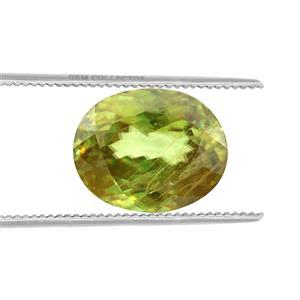 Ambilobe Sphene GC loose stone  7.10cts