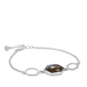 Labradorite Bracelet in Sterling Silver 7.30cts
