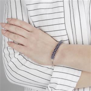 Orissa Iolite Bracelet in Sterling Silver 5.10cts