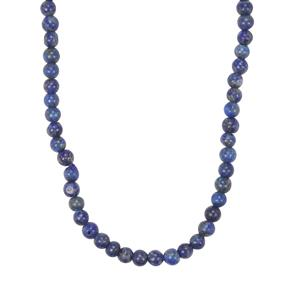 Lapis Lazuli Graduated Bead Necklace 130cts