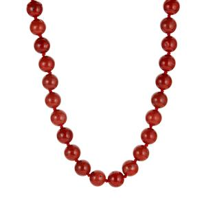 Red Jasper Necklace 650cts
