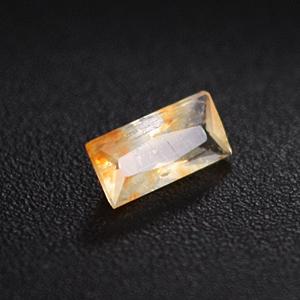 0.26cts Orange Creedite