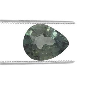 Nigerian Green Sapphire Loose stone  0.20ct