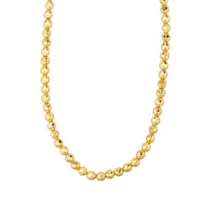 Gold Haematite Bead Necklace 679.65cts