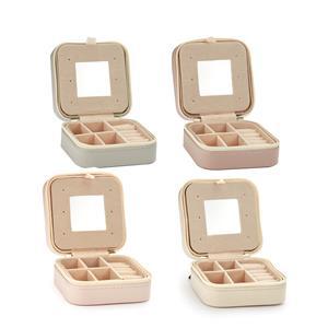Mini Travel Jewellery Box