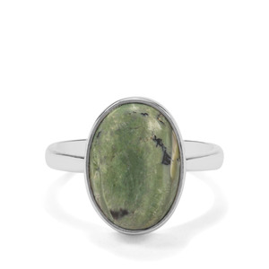 4.50ct Chemin Opal Sterling Silver Aryonna Ring