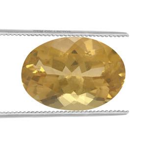 Rio Golden Citrine GC Loose Stone 5.60cts