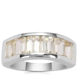 Serenite Ring  in Sterling Silver 3.12cts