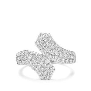 1ct Canadian Diamond Platinum 950 Tomas Rae Ring