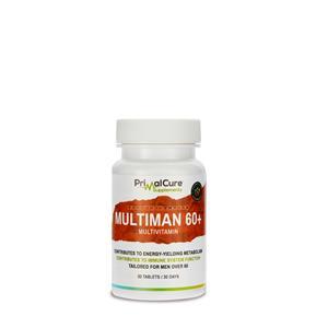 Set of 3 Multiman 60+ Multivitamin (Man 60+) (tubs)