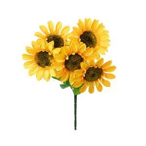 Sunflowers Bush Bouquet - Requires assembly