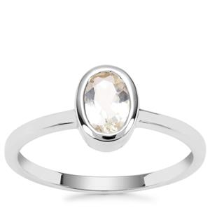 Serenite Ring in Sterling Silver 0.75ct