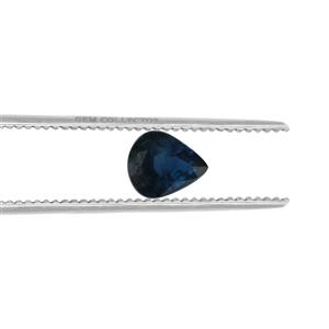 Australian Blue Sapphire Loose stone  0.65ct