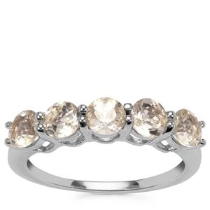 Serenite Ring in Sterling Silver 1.58cts