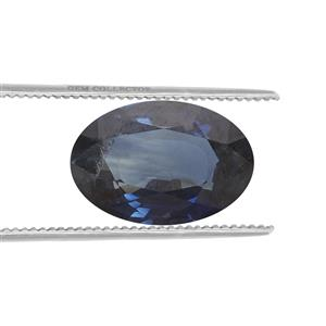 Australian Blue Sapphire  0.6ct