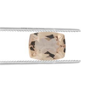Alto Ligonha Morganite GC loose stone  1.70cts