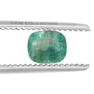 Zambian Emerald GC loose stone  1.80cts