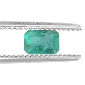 Zambian Emerald GC loose stone  1.65cts