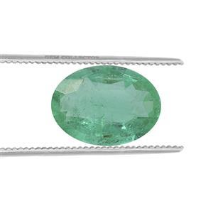Ethiopian Emerald Loose stone  0.53ct
