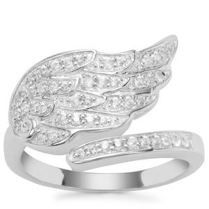Ratanakiri Zircon Ring in Sterling Silver 0.50ct