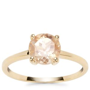 Serenite Ring in 9K Gold 1.20cts