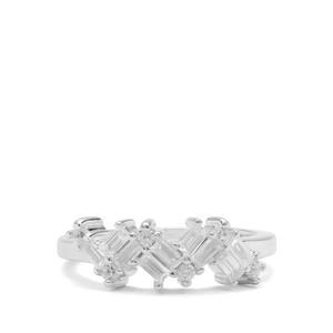 0.95ct Ratanakiri Zircon Sterling Silver Ring