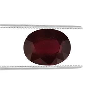 Malawi Garnet GC loose stone  6.20cts